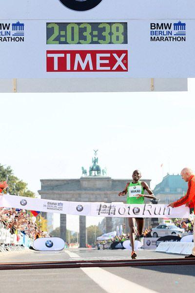 Marathon Auf Adidas Schuhen Neuer Berlin In Mit Weltrekord fygY76b