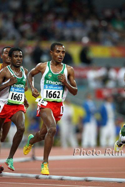 Die historische Olympia-Laufserie (VI): 5000 Meter der