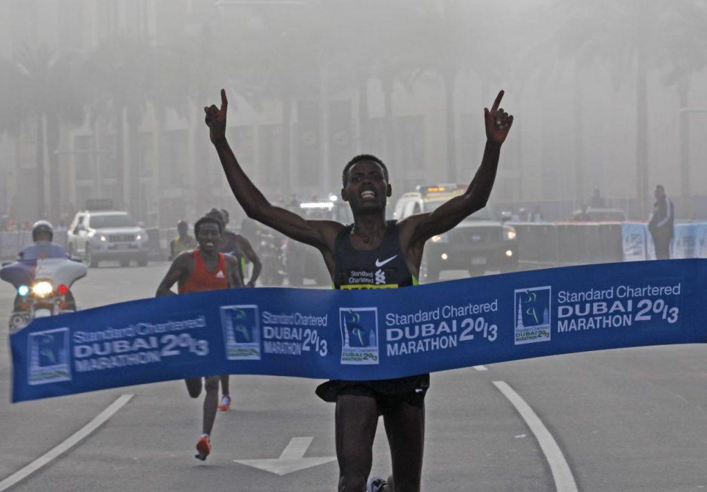14th Standard Chartered Dubai Marathon – ETHIOPIA ALL THE WAY – By
