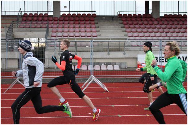 Hivatalosan is jobb a sprint, mint a kocogás!