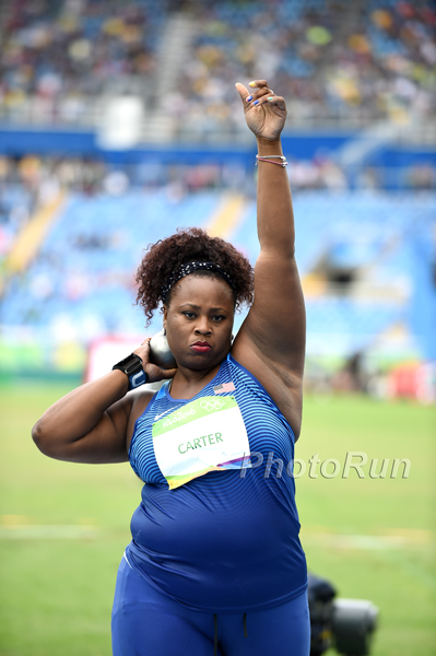 Michelle Carter Athlete >> Usa Track Field News Call Her Clutch Michelle