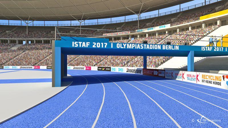 GERMAN MEETINGS  ISTAF BERLIN BRINGS SHOWTIME STAGE TO BERLIN S OLYMPIC  STADIUM ON 27th AUGUST cd1fe041f4