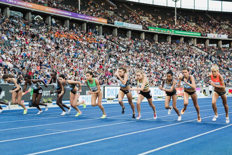 GERMAN MEETINGS – BERLIN – ISTAF 2017 IN BERLIN S OLYMPIC STADIUM ON SUNDAY  – Eight London gold medallists compete at Berlin s ISTAF 6746cb3661