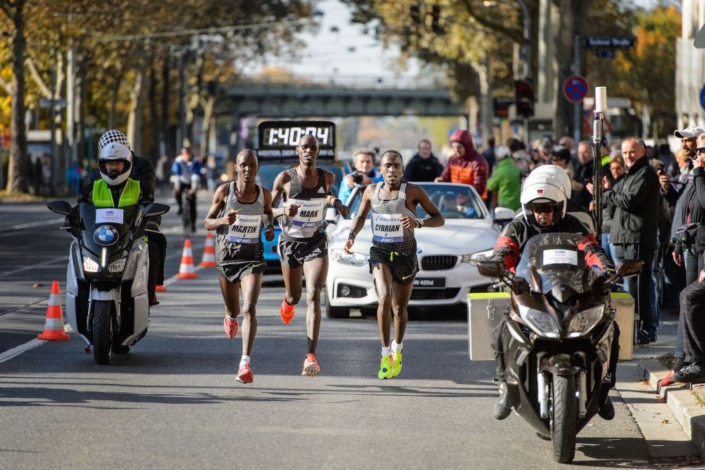 Frankfurt Marathon 2018 Verspricht Spannung Und Klasse