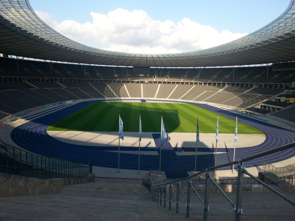 suche nach neuestem zuverlässigste neueste EM BERLIN 2018 im Berliner Olympiastadion : Die ...