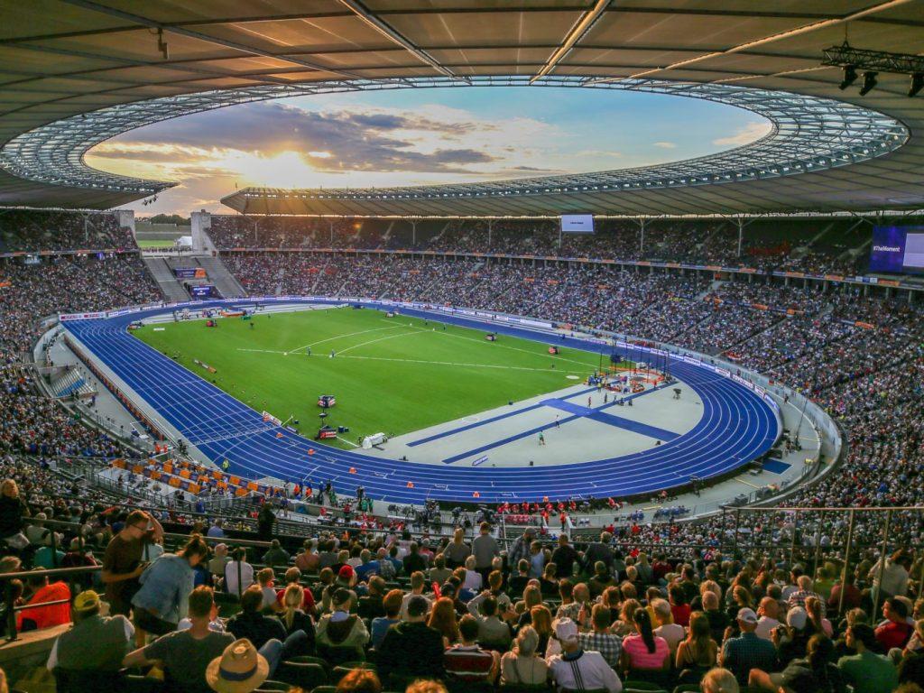 Leichtathletik Berlin