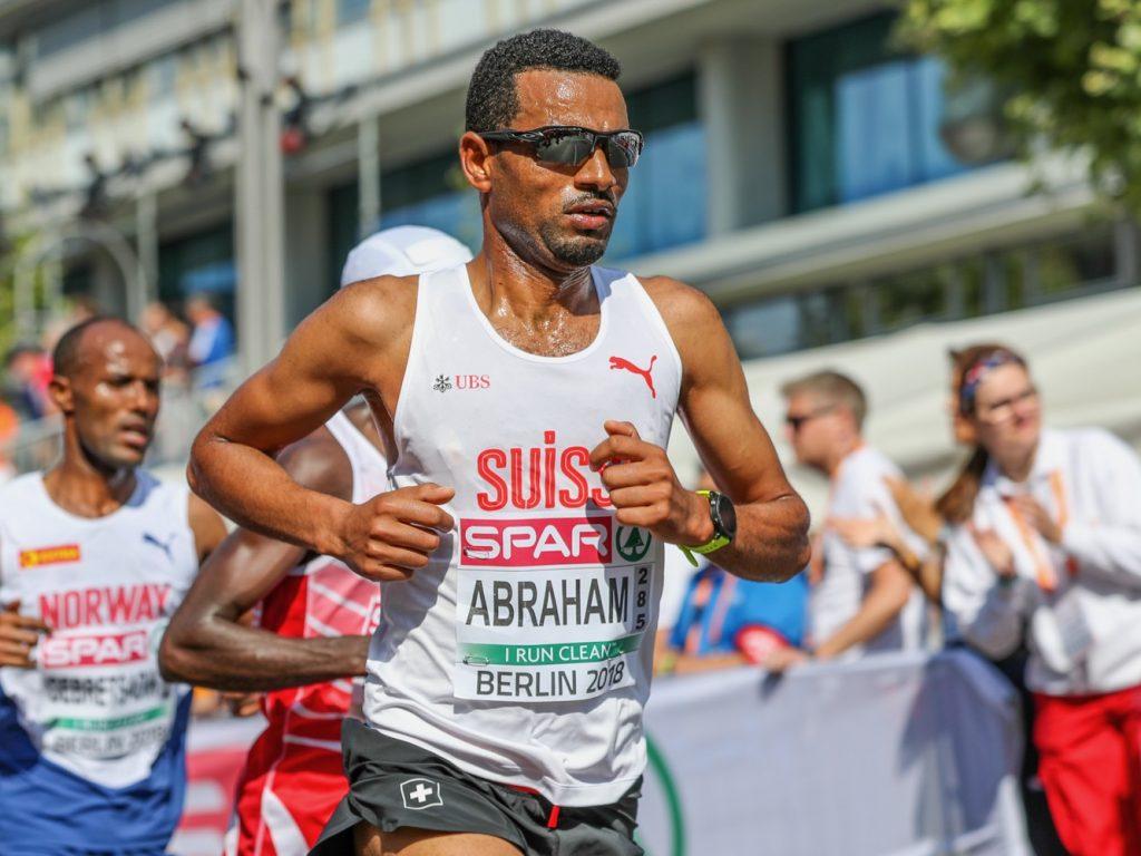 Outlet Store Verkauf reich und großartig Genießen Sie kostenlosen Versand Tadesse Abraham gewinnt Marathon-SILBER bei der EM BERLIN ...