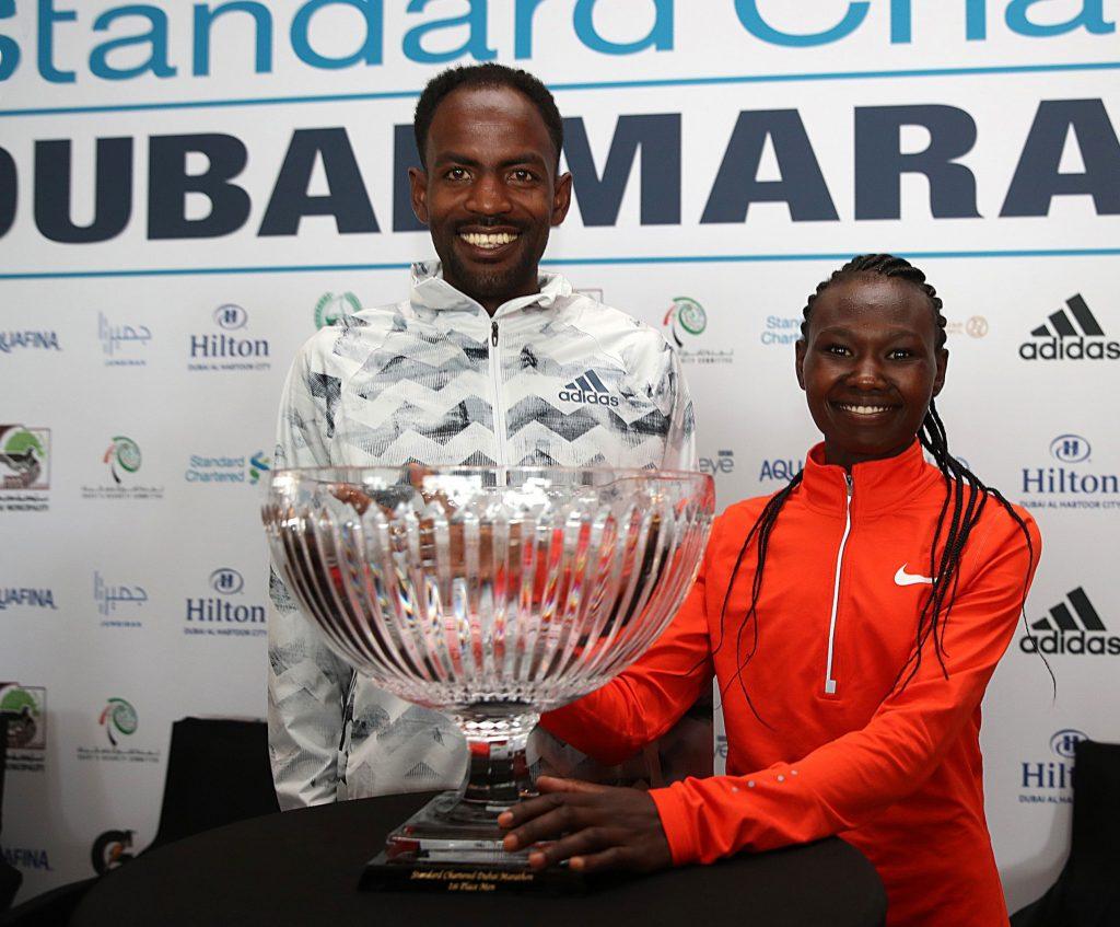 STANDARD CHARTERED DUBAI MARATHON 2019 – By Pat Butcher